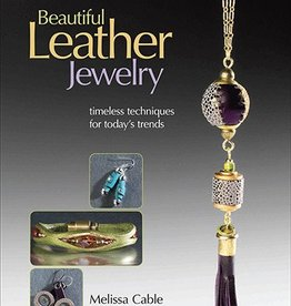 Beautiful Leather Jewelry Melissa Cable