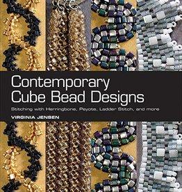Contemporary Cube Bead Designs Virginia Jensen