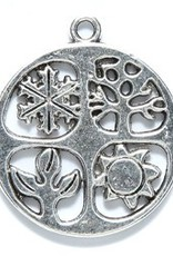 1 PC ASP 25mm Four Seasons Charm