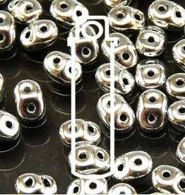 8 GM 2x4mm MiniDuo : Crystal Full Labrador (APX 170 PCS)
