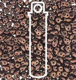 8 GM 2x4mm MiniDuo : Jet Bronze (APX 170 PCS)