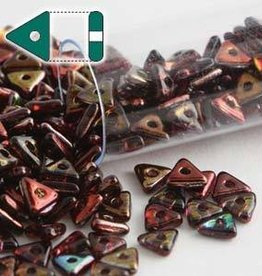 9 GM 4.6x1.3mm Tri Bead : Magic Wine (APX 215 PCS)