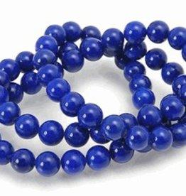 """Lapis Lazuli : 6mm Round 15.5"""" Strand"""