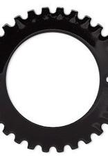 1 PC BLK 40mm 2 Hole Gear fits 27mm Rivoli