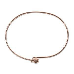 1 PC CP Bracelet Wire With Ball