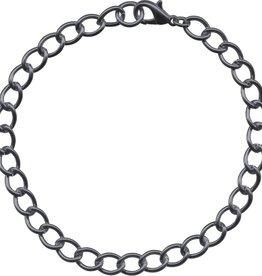 "1 PC GMP 7.5-8.5"" Curb Chain Bracelet"