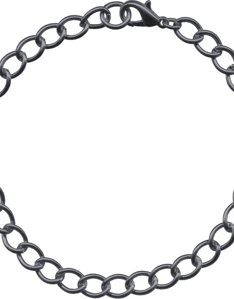 "1 PC GMP 7.5-8.5"" Curb Chain Bracelet"