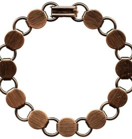 "1 PC ACP 7.25"" Disc & Loop Bracelet"