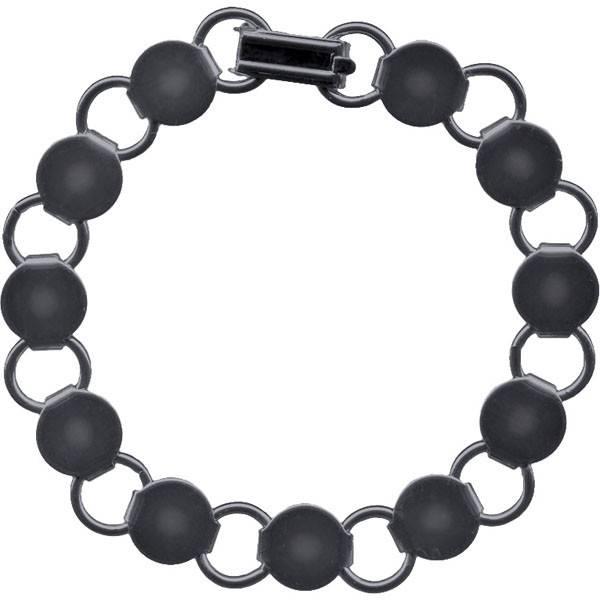"""1 PC GMP 7.25"""" Disc & Loop Bracelet"""