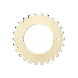 1 PC GP 29mm 2 Hole Gear fits 18mm Rivoli