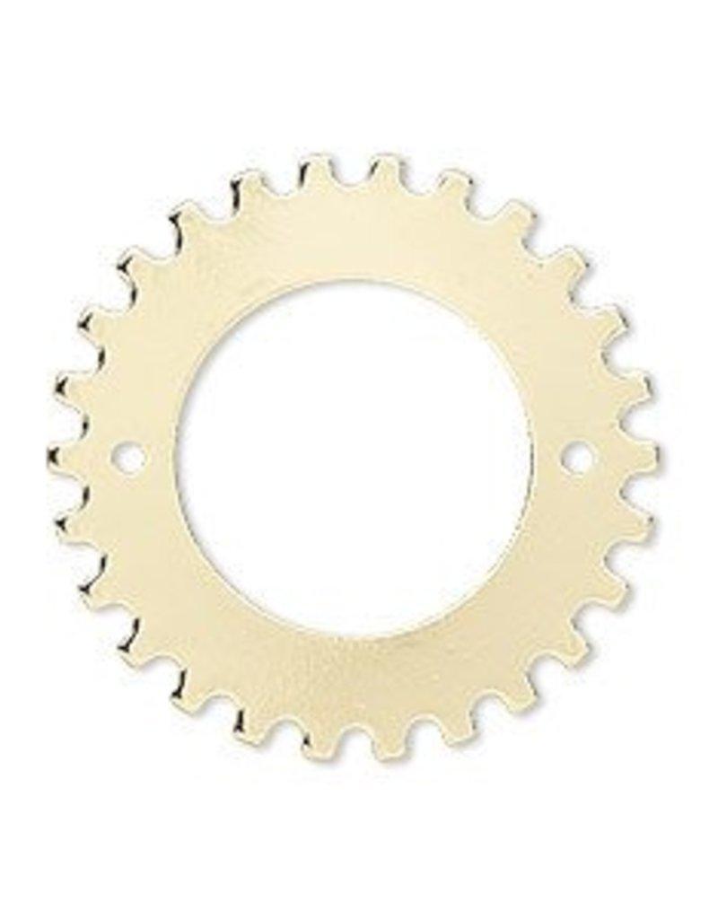 1 PC GP 29mm 2 Hole Gear fits 18mm Rivoli