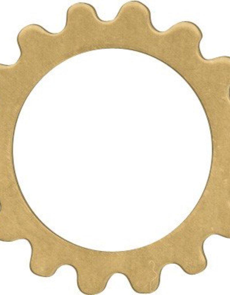 1 PC Brass 16mm Open Gear