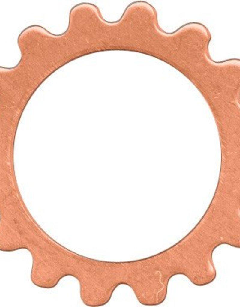 1 PC Copper 16mm Open Gear
