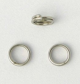 50 PC ASP 5mm Split Ring