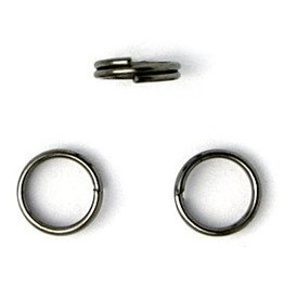 50 PC GMP 6mm Split Ring