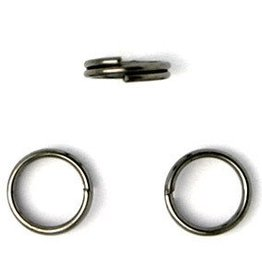25 PC GMP 8mm Split Ring
