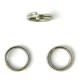 25 PC ASP 8mm Split Ring