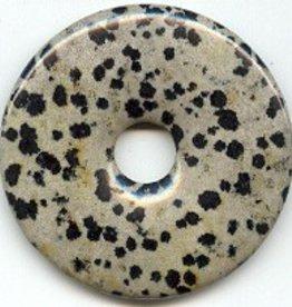 1 PC 50mm Dalmation Jasper Donut