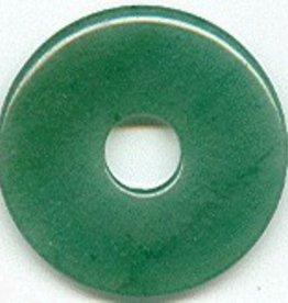 1 PC 40mm Aventurine Donut