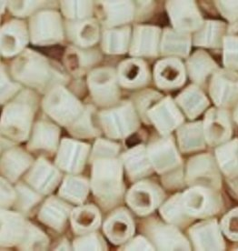 8 GM Toho Cube 1.5mm : Opaque-Lustered Lt Beige  (APX 850 PCS)