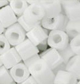 8 GM Toho Cube 3mm : Opaque White (APX 150 PCS)