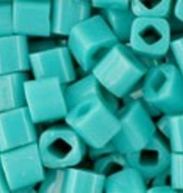 8 GM Toho Cube 3mm : Opaque Turquoise (APX 150 PCS)