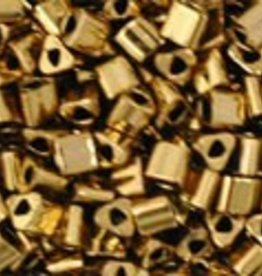8 GM Toho Triangle 11/0 : Antique Bronze (APX 550 PCS)