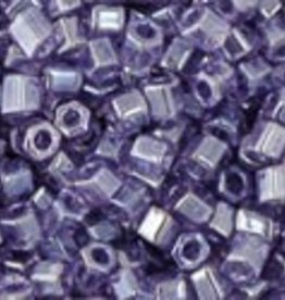 8 GM Toho Hex 11/0 : Trans-Lustered Sugar Plum (APX 700 PCS)