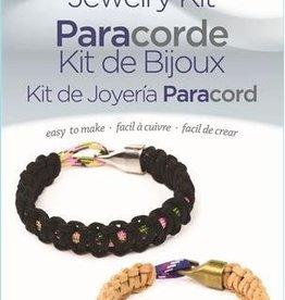 Knotted Bracelet Paracord Jewelry Kit