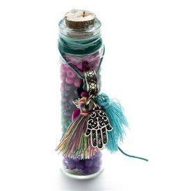 Jewelry in a Bottle Kit : Hamsa Hand
