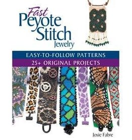 Fast Stitch Peyote jewelry