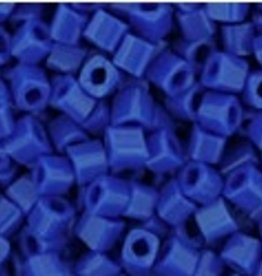 "Cube 1.5mm Tube 2.5"" : Opaque Navy Blue"