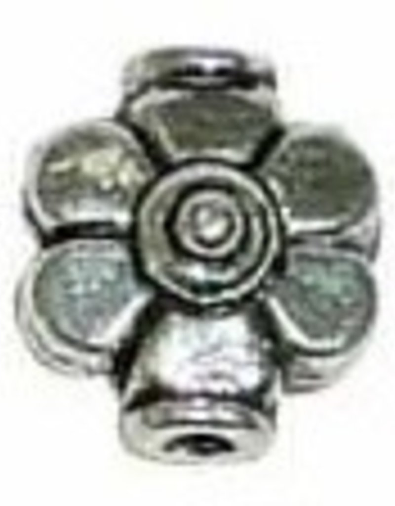 10 PC ASP 9x7mm Flower Bead