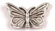 10 PC ASP 10x17mm Butterfly Bead