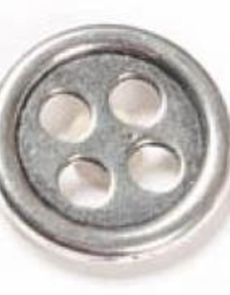 1 PC ASP 20x2mm Four Hole Button