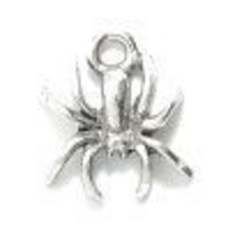 1 PC ASP 12x14mm Spider Charm