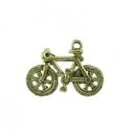 1 PC AGP 23x15mm Bicycle Charm