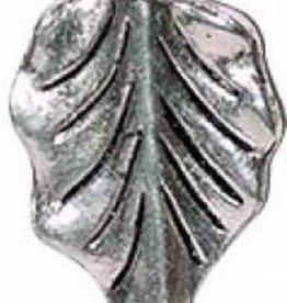 1 PC ASP 30x18mm Leaf Charm