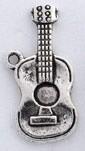 1 PC ASP 25x12mm Guitar Charm