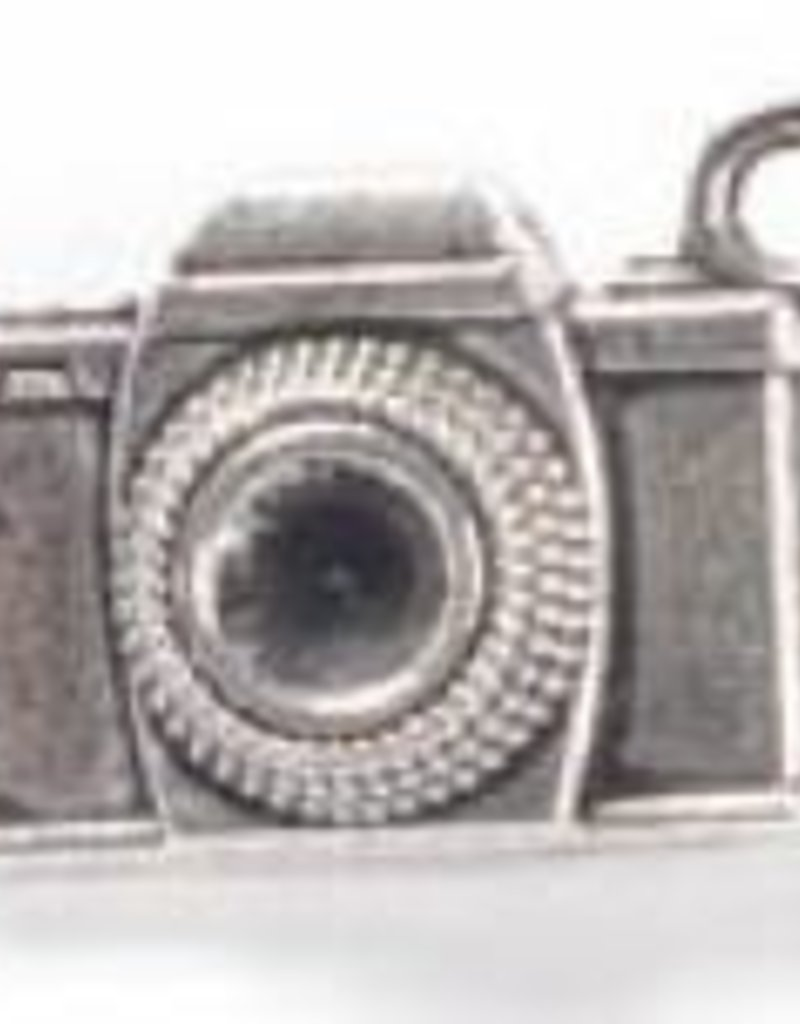 1 PC ASP 21x15mm Camera Charm