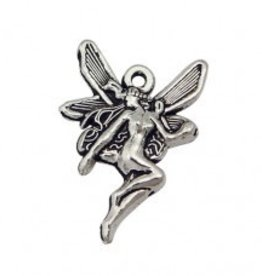 2 PC ASP 22x14mm Fairy Charm