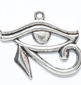 1 PC ASP 32x26mm Eye of Horus Charm