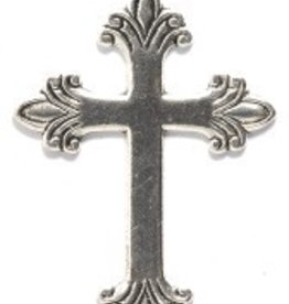 1 PC ASP 64x43mm Large Cross Pendant