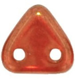 10 GM 6mm 2 Hole Triangle : Sunset Maple
