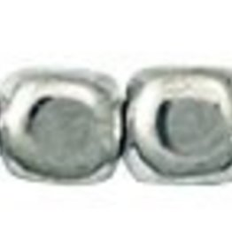 DISC 100 PC 4mm Cube : Silver