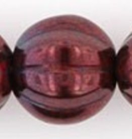 25 PC 8mm Melon : Siam Ruby Vega