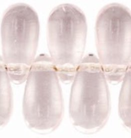 50 PC 5x10mm Teardrop : Rosaline