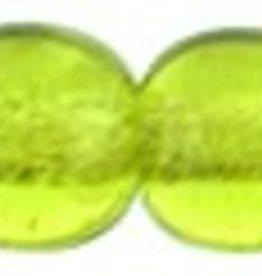 100 PC 4mm Round : Olivine
