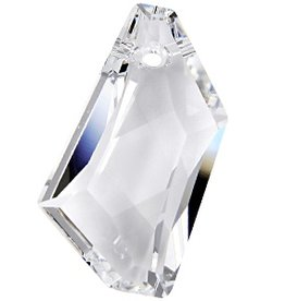 1 PC 18x12mm Swarovski De-Art (6670) : Crystal