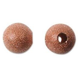 12 PC CP 10mm Stardust Round Bead